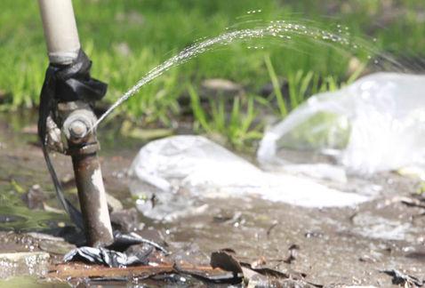 Detecte Pérdidas de agua potable